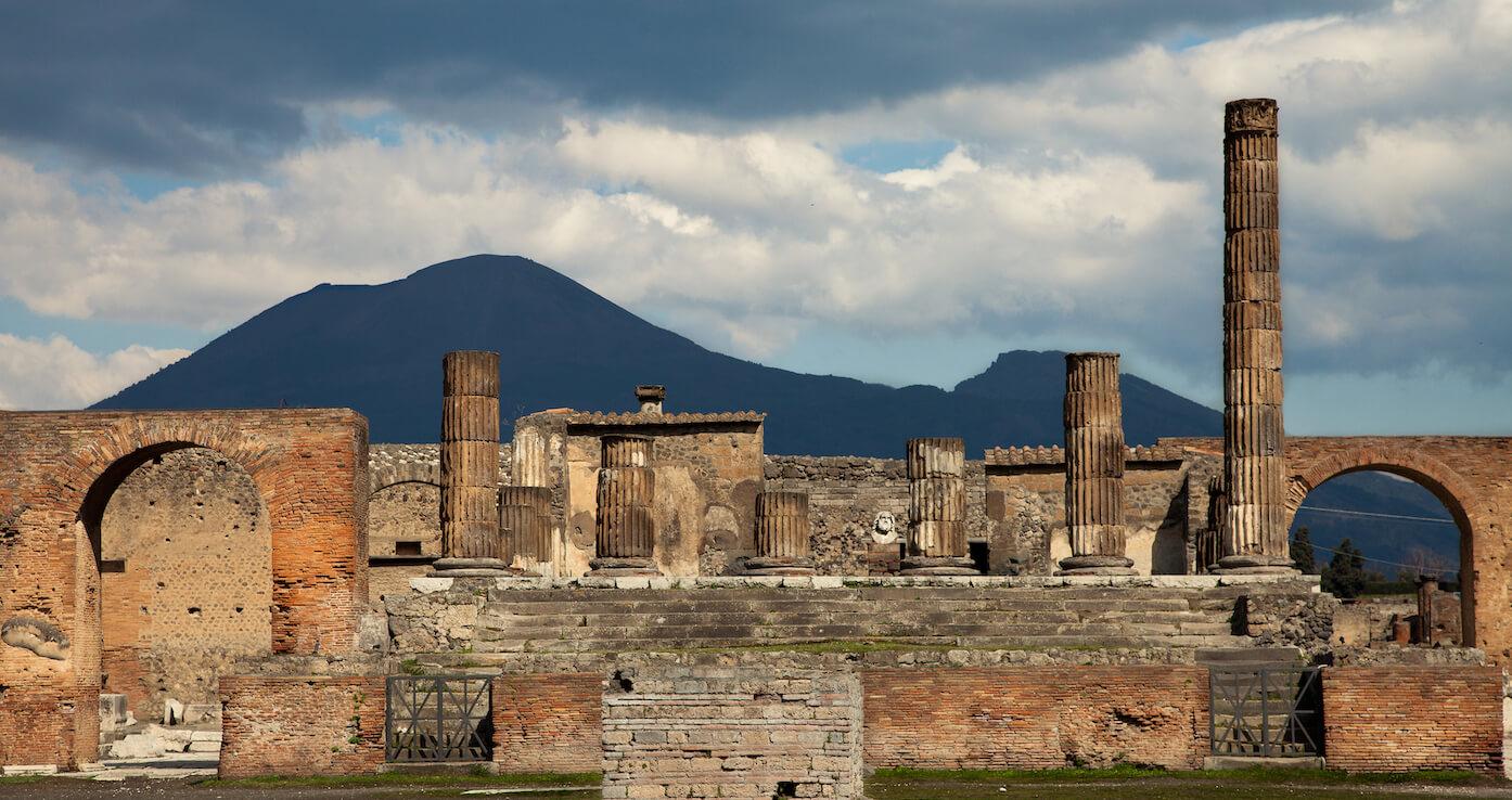 Pompeii audiotour